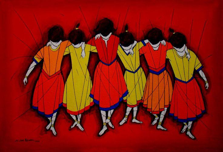 Featured Artwork | Jiaur Rahman's Online Fine Art Studio
