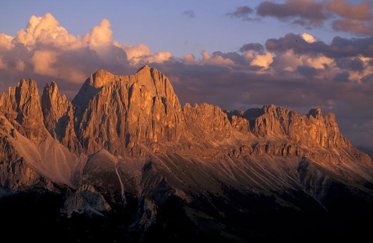 Das Eggental - auf der Sonnenseite der Dolomiten! Vieni in Val d'Ega, spettacolo garantito!