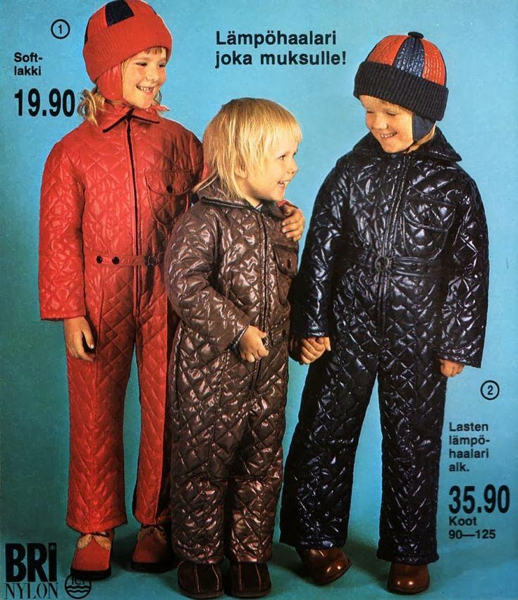 Sofnailon, Bri Nylon, diolenvanu, Enstex....siinäajankohtaisia kangassanoja 70-luvulta ja materiaalit löytyvät näistä ulkoasuista. Kaikki k...