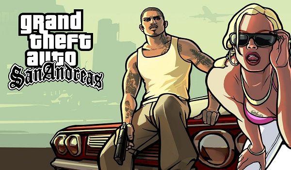 تحميل لعبة Gta San Andreas San Andreas Gta Grand Theft Auto