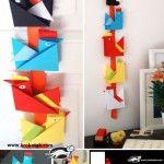 Origami hen