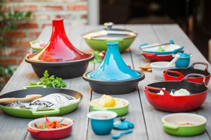 Travel the world in your Kitchen | Le Creuset World Cuisine Collection