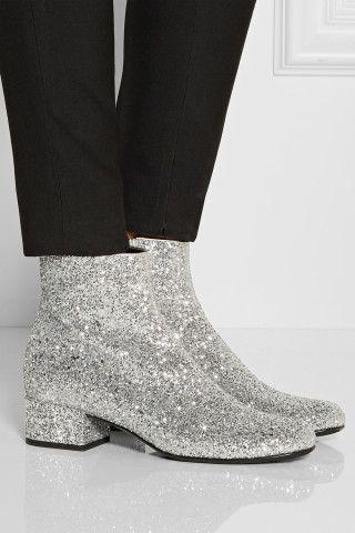 sparkle boots!