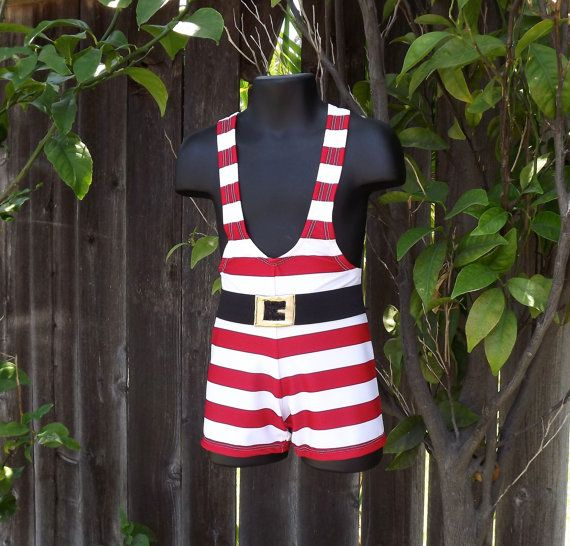 Toddler Boy Wrestling Singlet Circus Strong Man Costume with belt and horizontal stripes  2t 3t 4t 5th and c6 on Etsy, $42.99