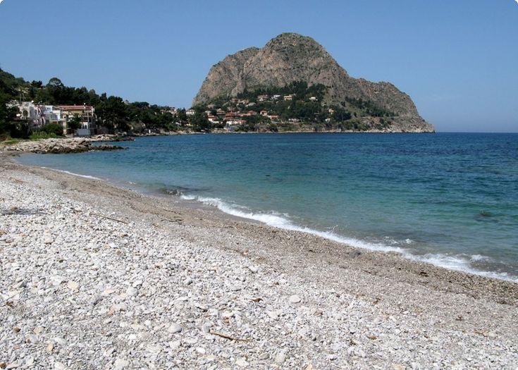 Spiaggia Capo Zafferano, Palermo