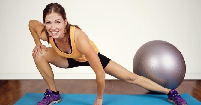 10 exercices pour maigrir des cuisses La fente ouverte (5) | Fourchette & Bikini