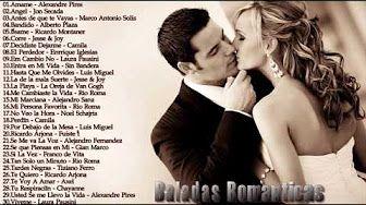 RETRO BALADAS ROMÁNTICAS DE LOS 80 Y 90 (ESPAÑOL) VOL. II - YouTube