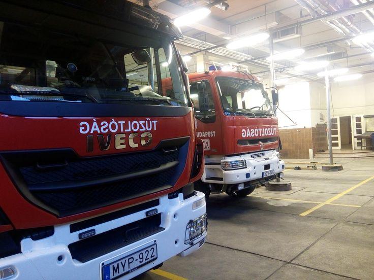 A Tűzoltókhoz is mi járunk..