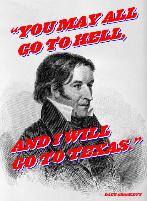 Texas Independence Day  March 2, 1836.