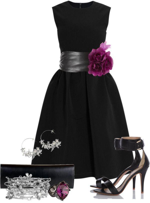 """Little Black Dress"" by cynthia335 on Polyvore"