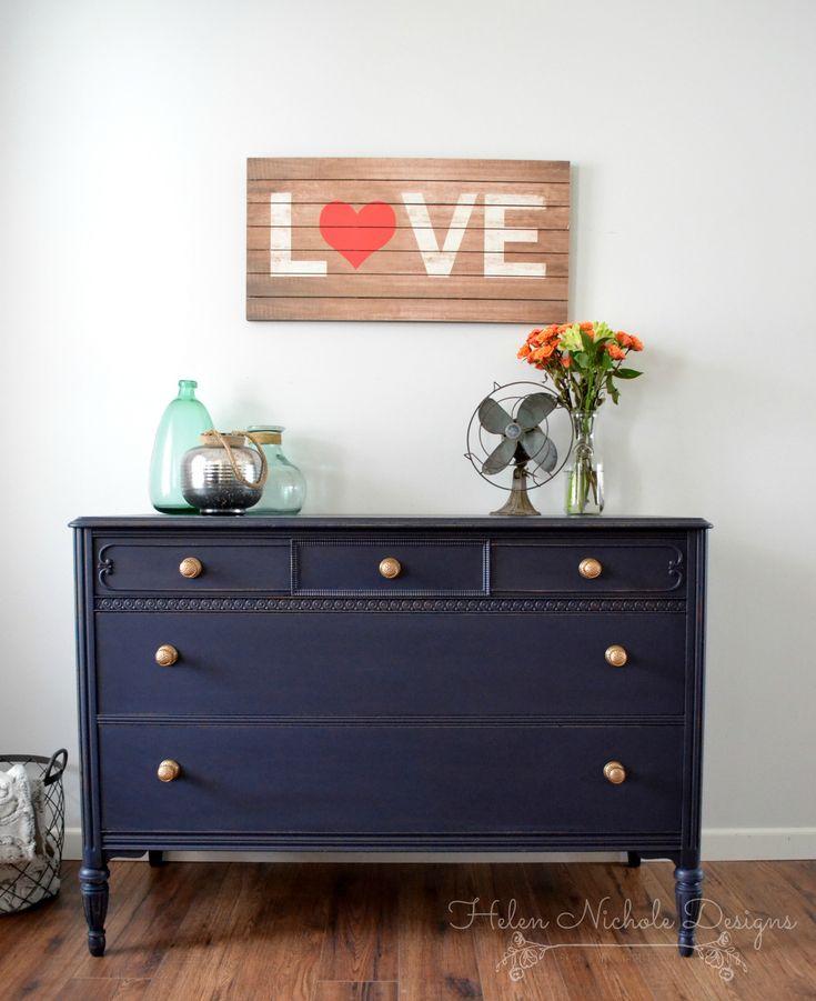 Nursery Furniture Coastal Blue Helen Nichole Designs