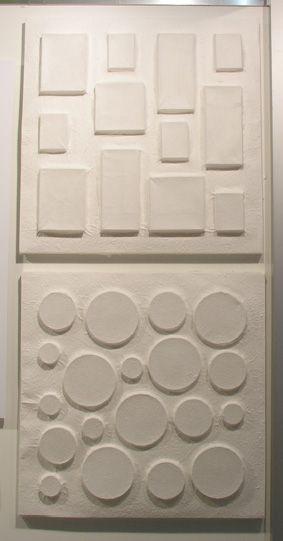 3D handmade Japanese paper by SUGIHARA & HASHIDA