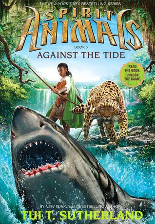 Spirit animals: Against the tide GREAT book full of adventure and awesomeness!!! :) -Marble Foot :)
