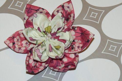 tuto fleur de cerisier
