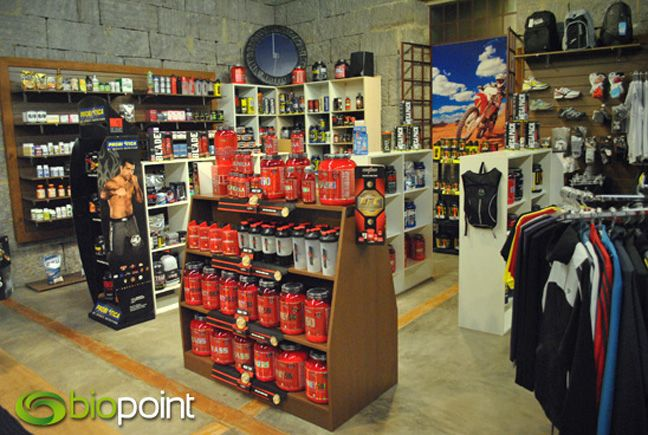 Maior loja de Suplementos do Brasil