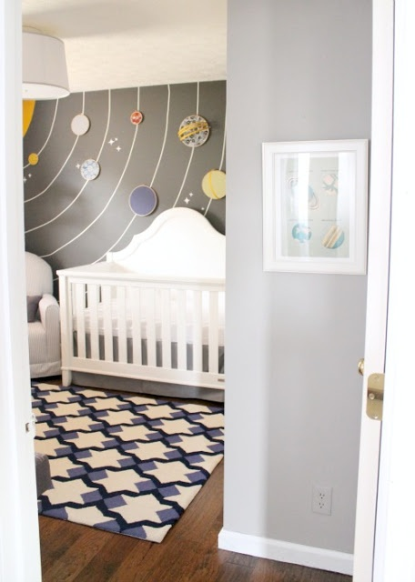 1000 images about evan 39 s outer space room ideas on pinterest baby blog glow and solar system. Black Bedroom Furniture Sets. Home Design Ideas