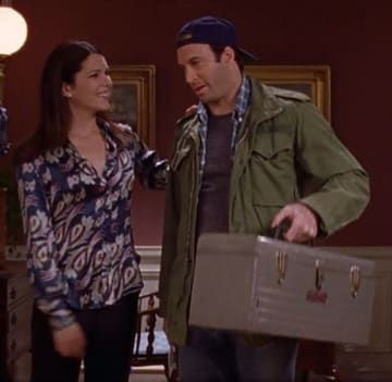 """I Called Luke's Phone Number On """"Gilmore Girls"""" And Here's What Happened"""