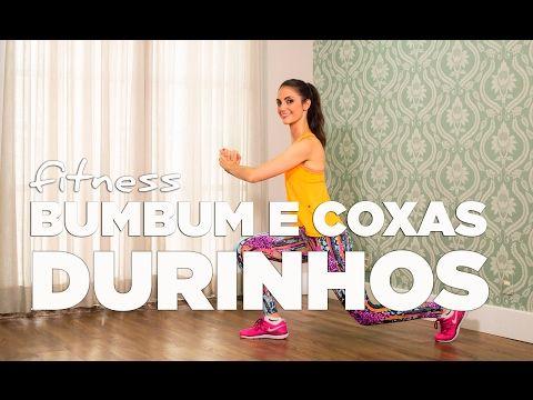 Exercícios - Pernas e Glúteos - Casa