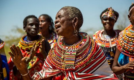 Only women are allowed to live in Umoja. Julie Bindel visits the Kenyan village that began as a refuge for survivors of sexual violence – and discovers its inhabitants are thriving in the single-sex community
