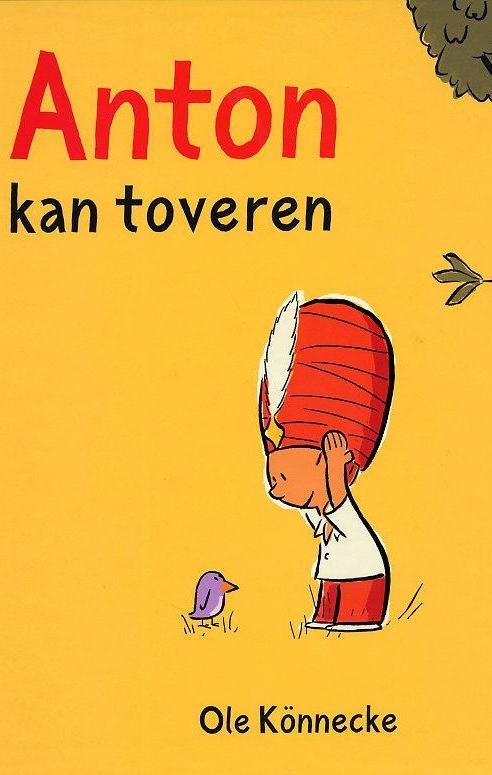 Anton kan toveren Prentenboek van het Jaar