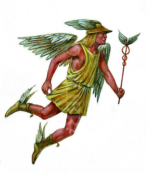 Images of the god Mercury or Hermes - Google Search ...