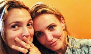 Drew Barrymore kay Cameron Diaz: She has made me feel beyond beautiful