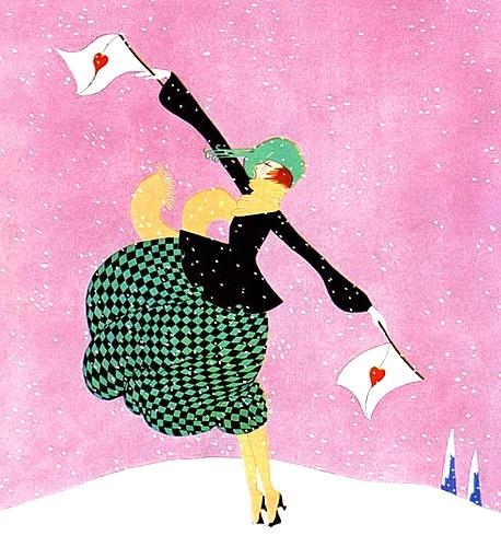 Illustrator:  George Plank.