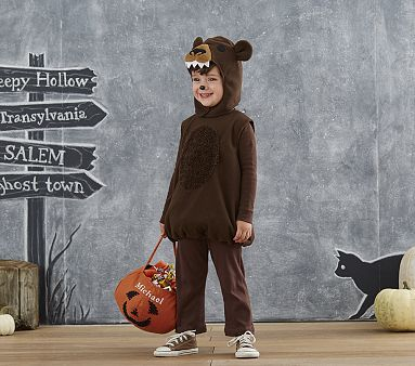Toddler Bear Costume #pbkids