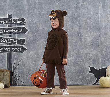 Toddler Bear Costume #pbkids