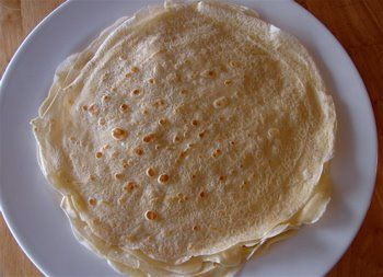 Food Wishes Video Recipes: How to Make Crepes - Even the Messed-Up Ones Will Be Perfect!