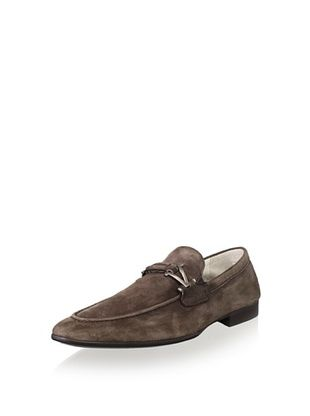 Vince Camuto Men's Castello Loafer (Washed Brown)
