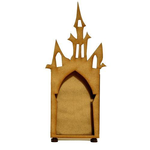 Haunted Castle MDF Shrine Kit - Style 8