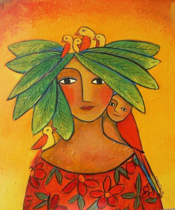 Helga Hornung: Art, Helga Hornung