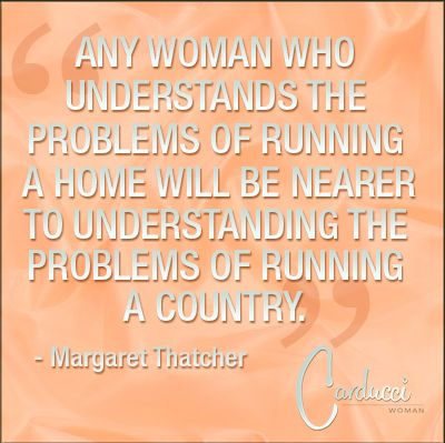 A women who understands Quote by Carducci Women ©