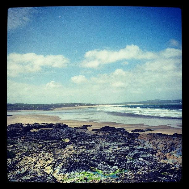 Atlantic Coast Holiday Park in Hayle, Cornwall