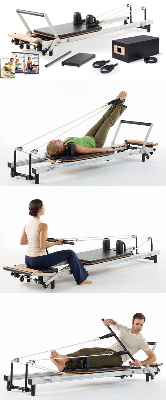 Pilates Tables 179807: Stott Pilates Merrithew At Home Spx Reformer Plus Package St-11010 | New! -> BUY IT NOW ONLY: $2699 on eBay!