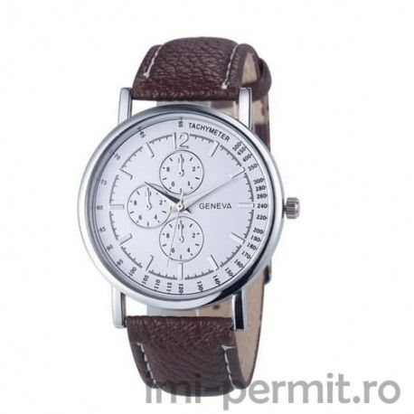 Un ceas Geneva pentru doamne, elegant, modern si ieftin