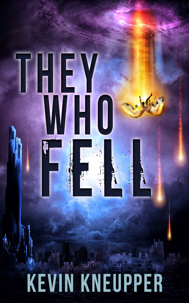 Amazon.com: They Who Fell eBook: Kevin Kneupper: Kindle Store