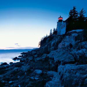 Rose Island Lighthouse, Newport, Rhode Island