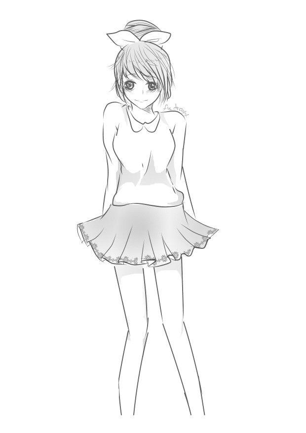 I'm happy to make this hahaha..please follow my Instagram: fu_dnaxx I'll follback if you mention me~ #girl #anime #manga