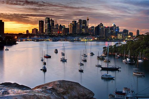 Sydney Sunrise (Full)