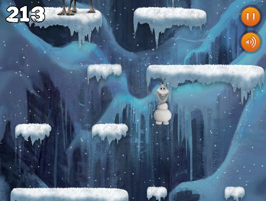 #Olaf Game #Build