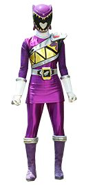 Many also instantly surmised that she would be our Violet Ranger (called Purple in Dino Charge). Description from thepowerscoopblog.wordpress.com. I searched for this on bing.com/images