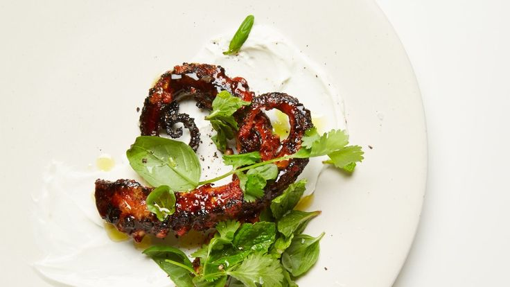 Don't be scared of octopus. You can totally cook it at home.