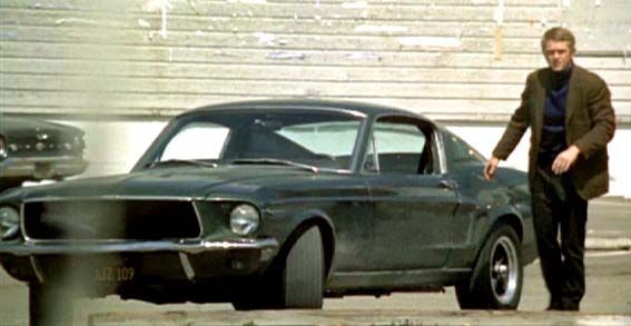 "Bullitt (1968) — IMDB Perhaps the most epic movie about american muscle. McQueen pretty  much made the Mustang a cool icon, and the Charger was forever  transformed into the ""baddies""' car."