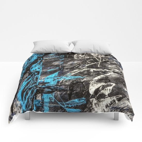 abstract titled Areus #Areus #duvet
