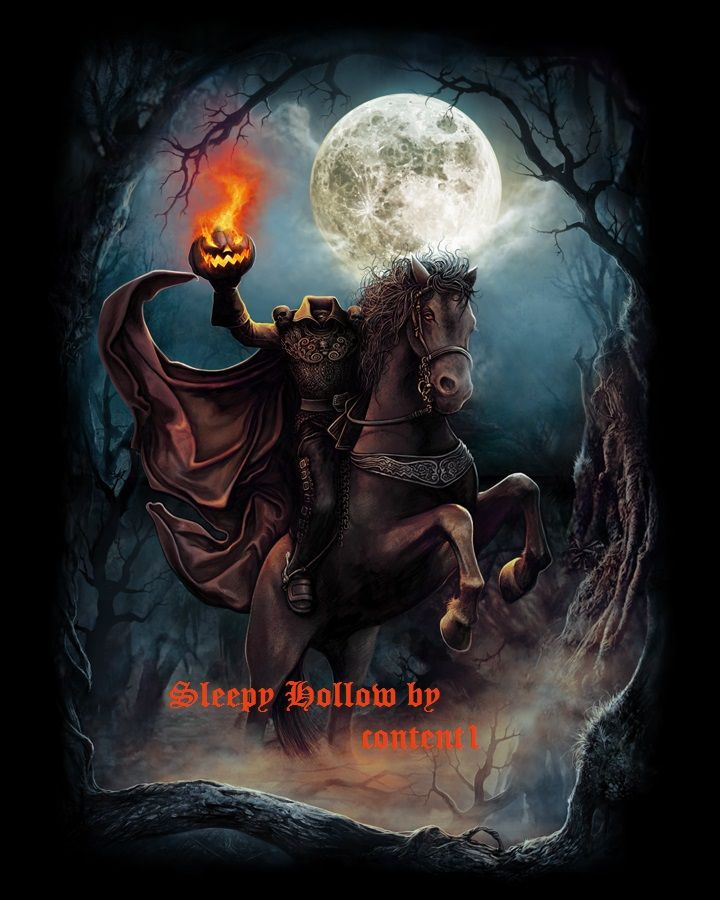 "In the ""Legend of Sleepy Hollow,"" Ichabod Crane, after losing the hand of his love, Katrina, was taken by the Headless Horseman, never to be seen again. What if the legend wasn't quite true?  https://www.fanfiction.net/s/11589321/1/Sleepy-Hollow"
