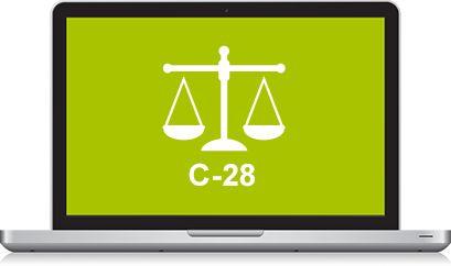 Webinaire gratuit sur la loi C-28 anti-pourriel Soyez prêt pour la Loi C-28!