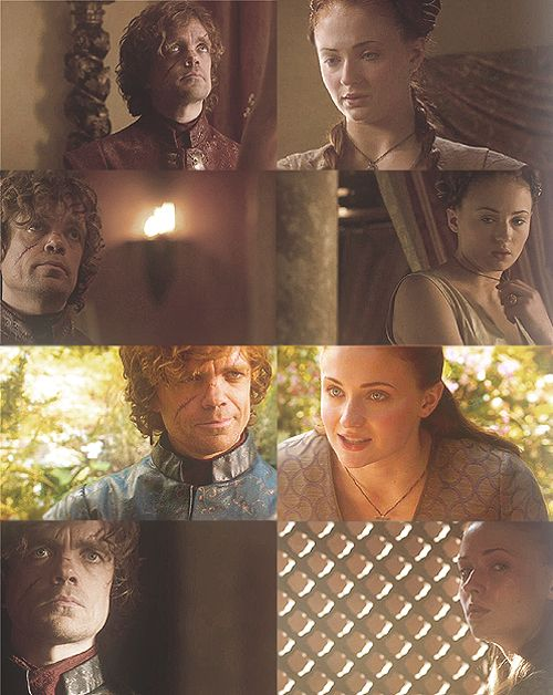 game of thrones tyrion and sansa relationship