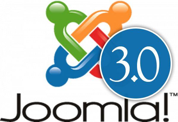 Joomla 3.0 Based on Framework of Twitter Bootstrap